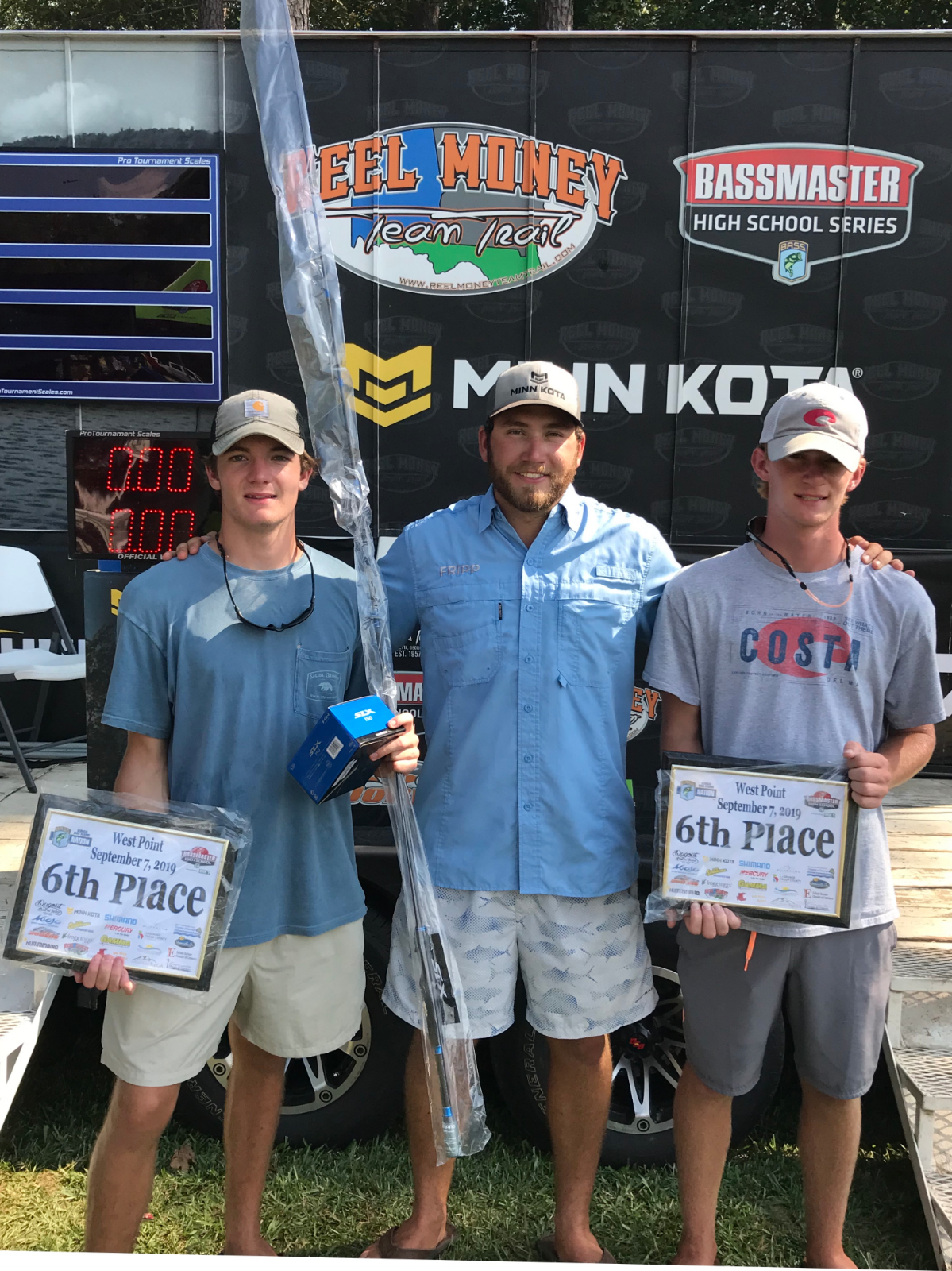 High Five: Mt. Bethel Fishing Qualifies for Fifth-Straight State Championship