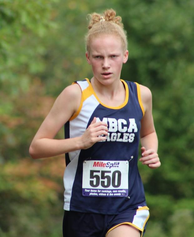 Peterson Honored as XC Runner of the Week by MileSplit for Big Peach Victory