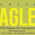 VARSITY GAMEDAY: GHSA 6A Region Tournament