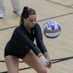 Lackey Digs Firmly Into Mt. Bethel Volleyball History