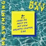 MS Swim @ Cobb MS Meet #4