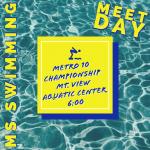 MS Swim @ Metro 10 Championship