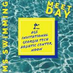 MS Swim @ the AGS Invitational