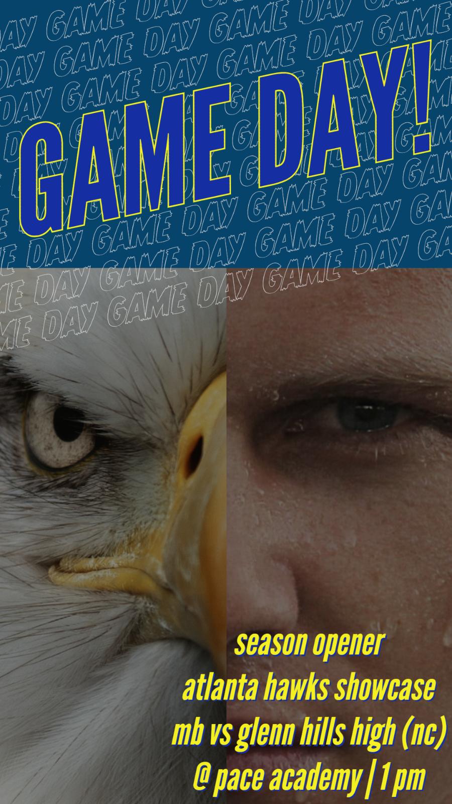 Game Day: Varsity Boys v Glenn Hills @ Atlanta Hawks Showcase