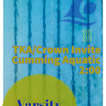 MEET DAY: Varsity Swimming @ TKA/Crown Invite