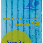 Meet Day: Varsity Swimming @ GHSA State Championship Finals
