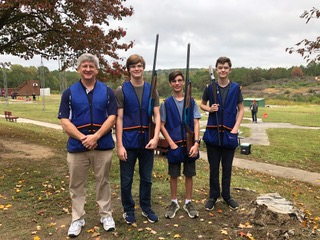 Mt. Bethel Sporting Clays Team Sets Aim on a State Title