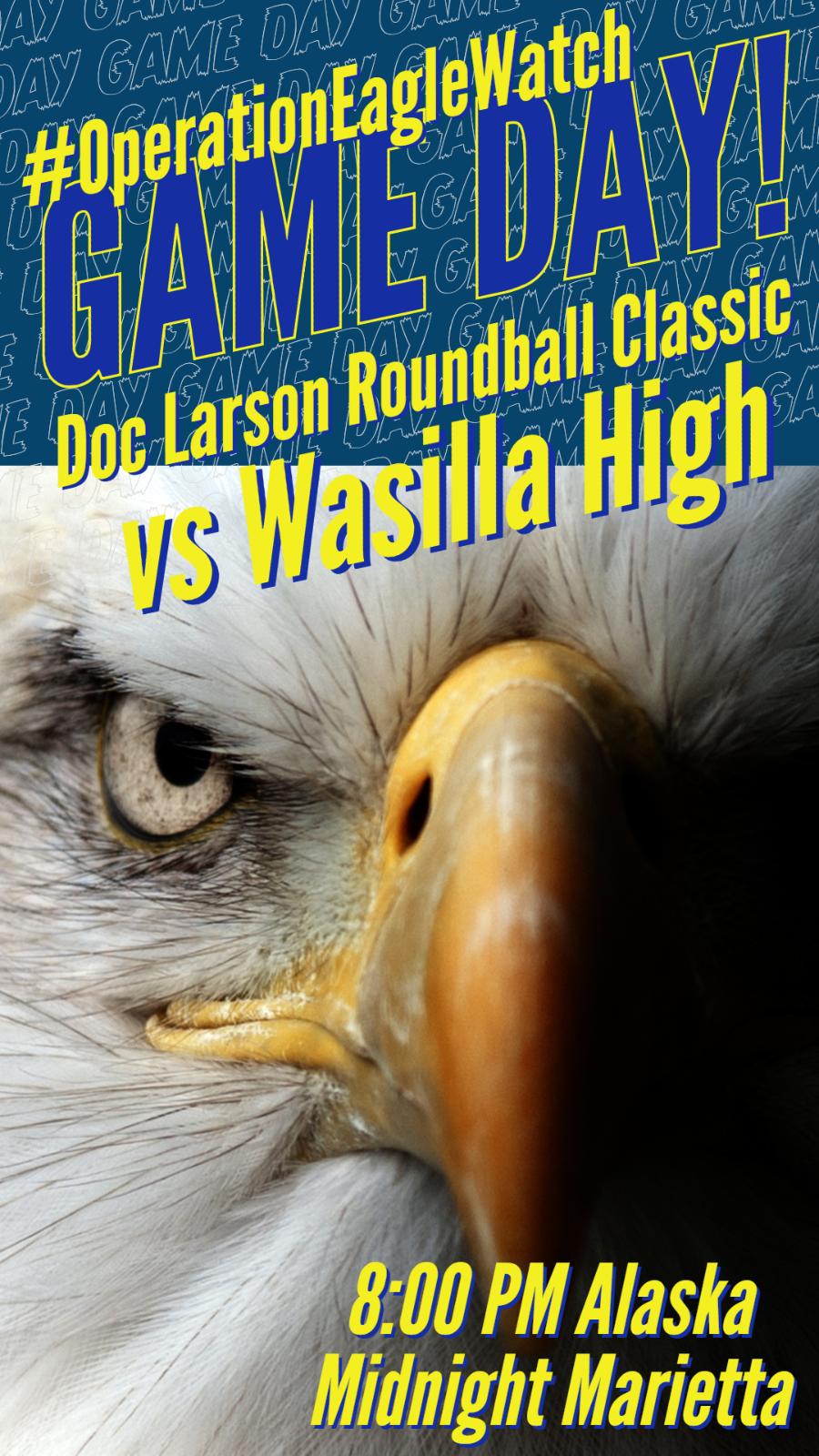 GAMEDAY: Day Two Doc Larson Roundball Classic