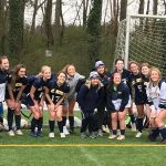 JV GIRLS SOCCER OPENS 2020 SEASON WITH GRIT