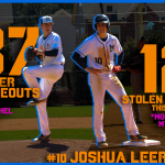 Record Setting Night for Leerssen on the Diamond