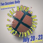 Cal Boyd Basketball Camp July 20-23