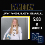 JV VOLLEYBALL: Away game @ Whitefield