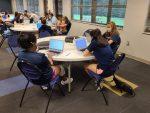 Eagle Volleyball Teams Complete Baseline Concussion Tests