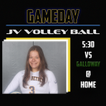 JV VOLLEYBALL: Hosts Galloway at Home!