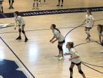 Mount Bethel B Volleyball falls to Mt. Pisgah in straight sets