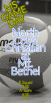 Middle School Volleyball Hosts North Cobb Christian