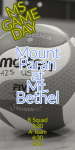 Middle School Volleyball Hosts Mount Paran