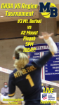 GHSA Region Volleyball Semi-Finals and Finals Today