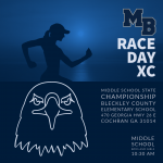XC RACE DAY: Middle School State Championship