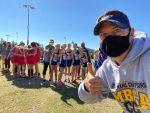 Girls Middle School Cross Country finishes 16th place at MS State Championships