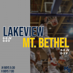 GAME DAY: MB Hosts Lakeview