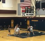 Middle School Eagles Fall Short at Fellowship