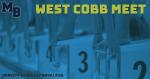 MEET DAY: West Cobb Meet