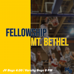 GAME DAY: MB Hosts Fellowship