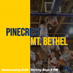HOMECOMING: MB Hosts Pinecrest