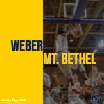 GAME DAY: MB TRAVELS TO FACE WEBER