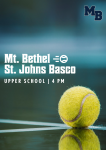 MATCH DAY: MB Hosts St. Johns Basco