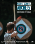 MEET DAY: MS Archery Competes in the Cornerstone Invitational
