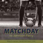 MATCH DAY: Boys JV Soccer Battle Johnson Ferry