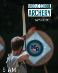 STATE FINALS: Middle School Archery at GAPPS
