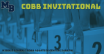 MEET DAY: Middle School Swimming at Cobb Invite