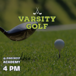 LINKS DAY: Varsity Golf Battles Pinecrest
