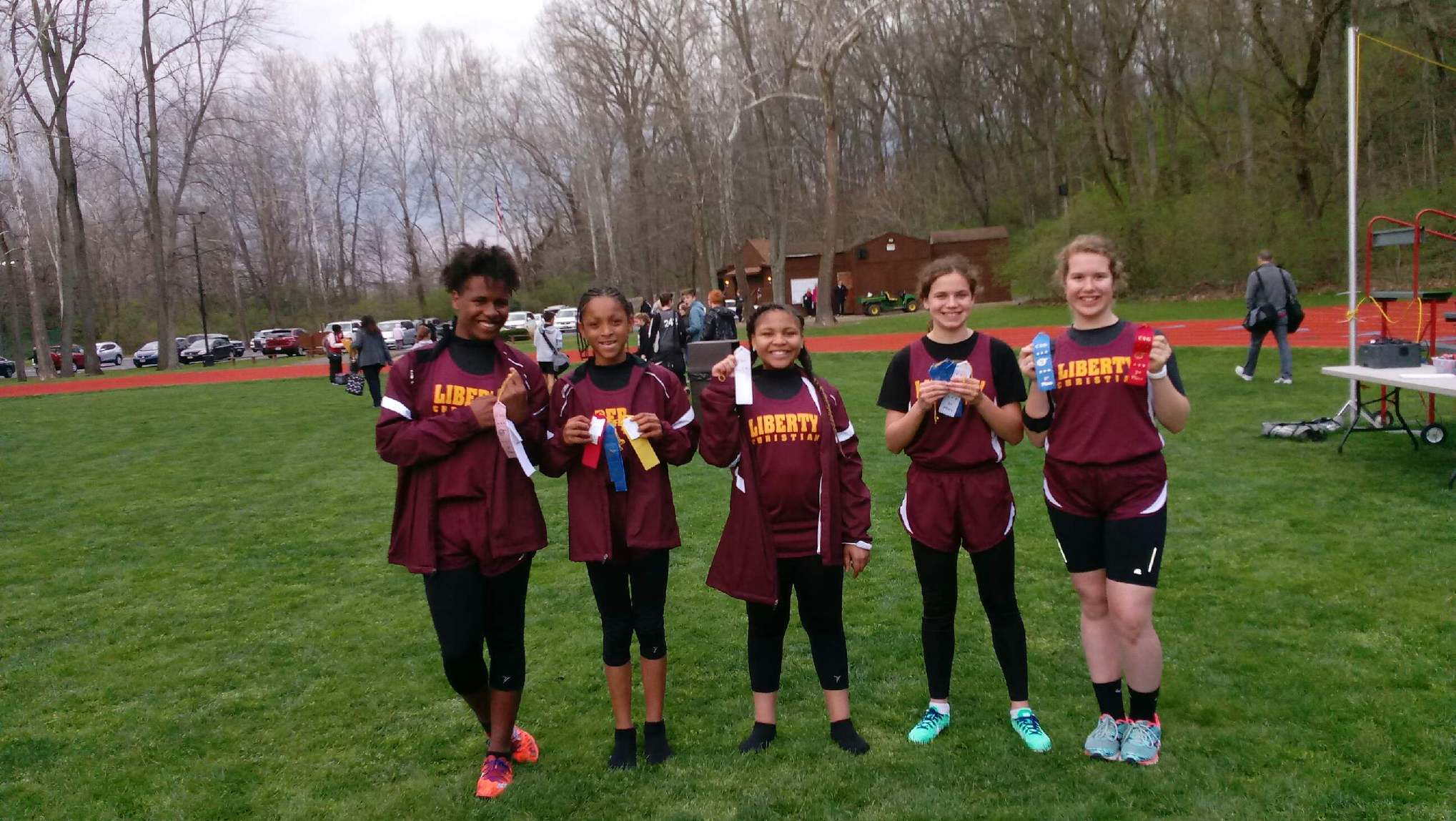 MS Track Has Strong Performance at COAL Meet