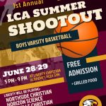 1st Annual LCA Summer Shootout