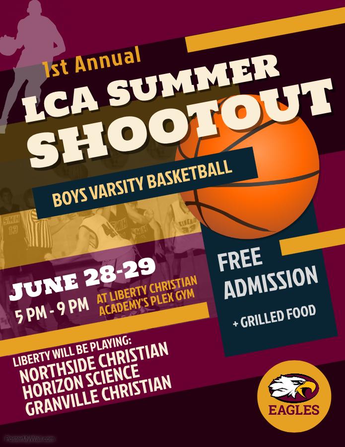1st Annual LCA Summer Shootout