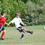 Varsity Soccer Scrimmage vs. LCCA