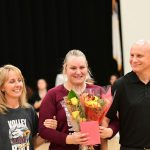 Varsity Volleyball Senior Night