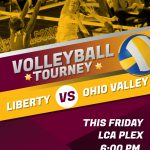 Volleyball Hosts 2nd Round Tournament Game