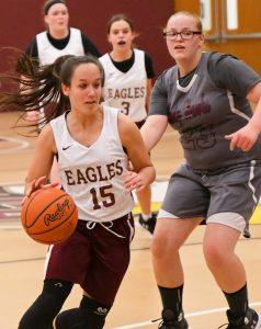 HS Girls Basketball vs. Horizon – 1/4/19