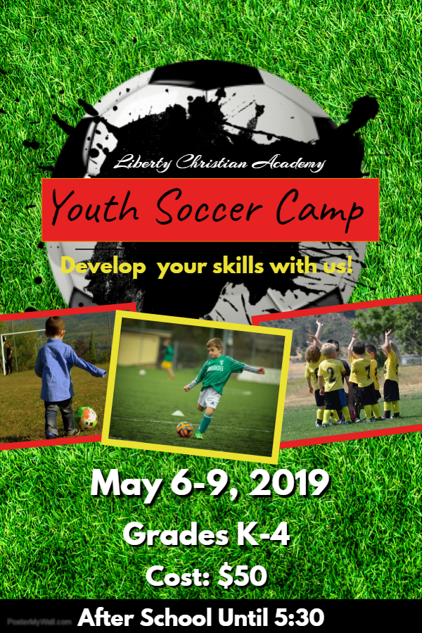 Youth Soccer Camp Registration Deadline Coming Soon!