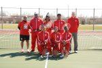 Trotwood Boys Varsity Tennis starts the season 3-0