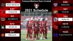 Trotwood-Madison Rams 2021 Football Schedule