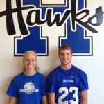 September Athletes of the Month