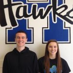 January Student Athletes of the Month
