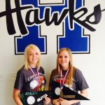Meyer & Frank Receive Character Athlete Award