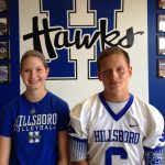 August Student Athletes of the Month